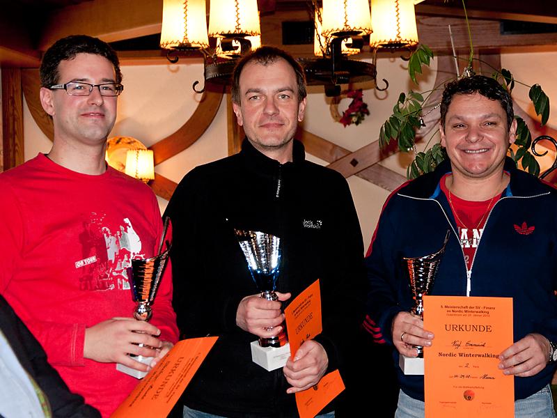 Nordic Winter Walking Meisterschaften 2013