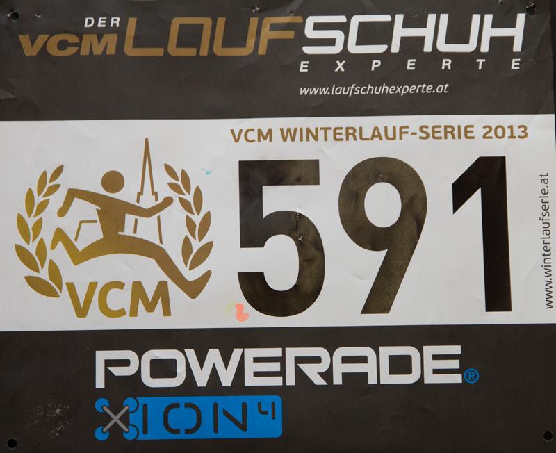 VCM Winterlaufserie 2013