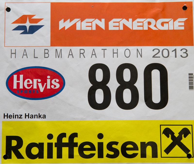 Wien Energie Halbmarathon 2013