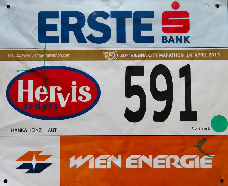 Wien Marathon 2013
