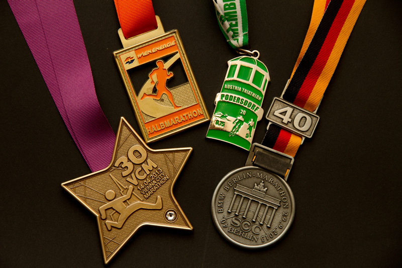 Medaillen 2013