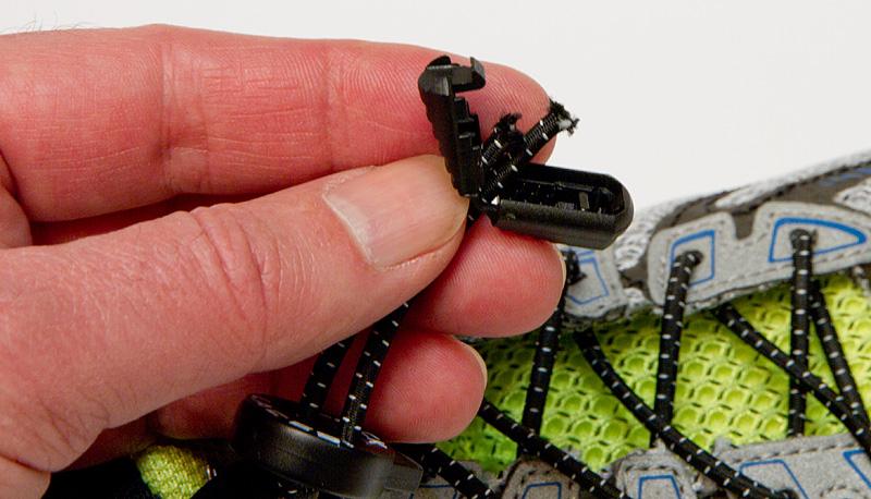 Endkappe Lock-Laces