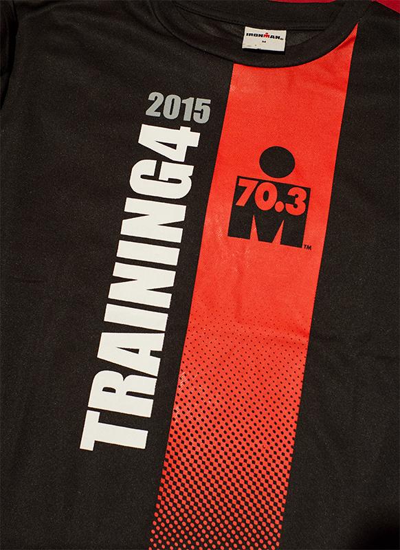 "T-Shirt ""IRONMAN 70.3 Training"""