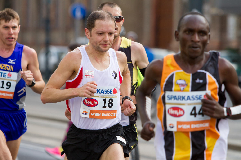 Wien-Marathon 2015 - Christian Pflügl