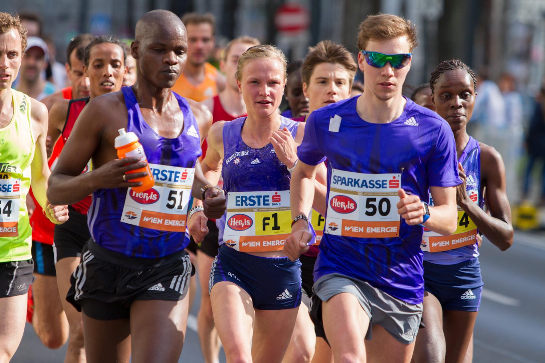 Wien Marathon 2015 - Anna Hahner