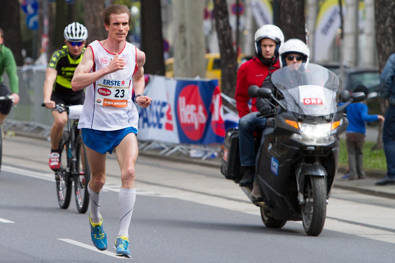Wien Marathon 2015 - Simon Lechleitner