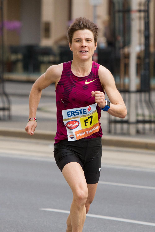 Wien Marathon 2015 - Sieger Maja Neuenschwander