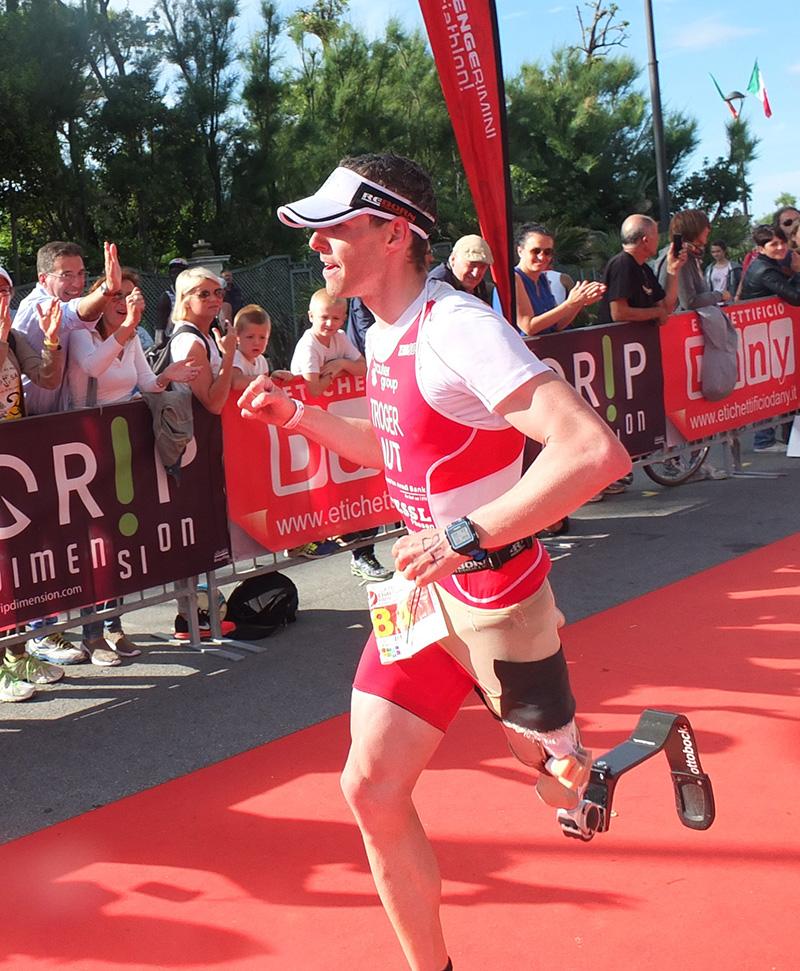 Christian Troger - Challenge Rimini - Europameister
