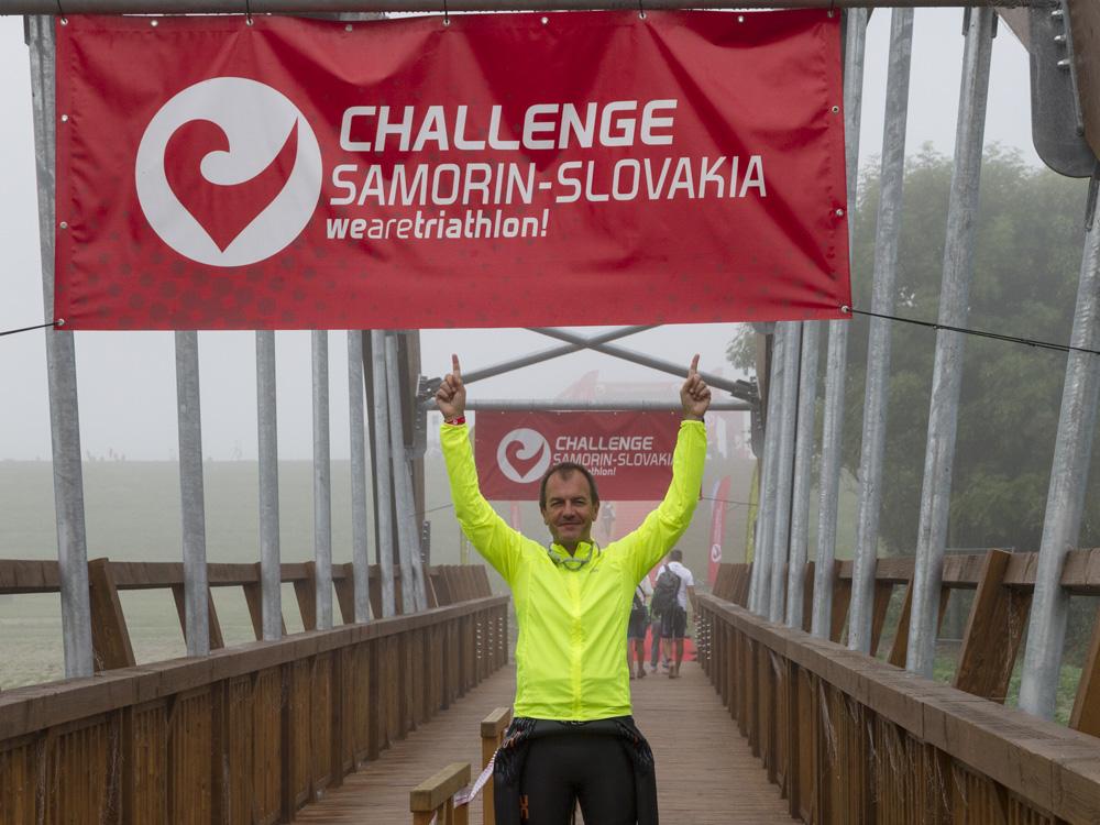 Challenge Samorin Sprinttriathlon 2016